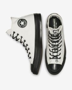 Addidas Sneakers, Casual Sneakers, Sneakers Fashion, Fashion Shoes, Galaxy Converse, Converse Chuck, Converse Shoes High Top, All Star Shoes, Grunge Style