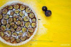 Clavel's Cook: Tarte de figos