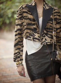 an outfit i wud soo wear <3 dolce and gabanna <3