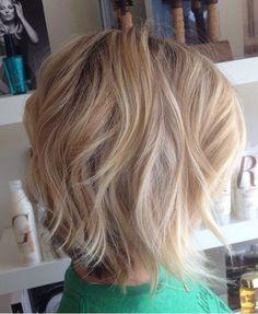 Textured short bob hairstyles for winter 2016 - 2017 balayage ☼ ☆ ✧ ☾  Pinterest ☾ ✧ ☆☼