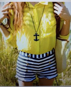 Cute sailor outfit ⚓️