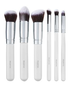 #CultBeauty 6 Piece Deluxe Contour Set (690) by Morphe Brushes