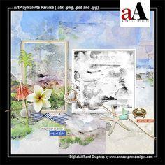 ArtPlay Palette Para