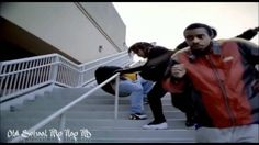 !ecin yreV - The Pharcyde - Drop [Official Video HD] Awesome reverse-film video directed by Spike Jonze. More info at http://petapixel.com/2013/07/23/revisiting-pharcydes-drop-backwards-music-video/