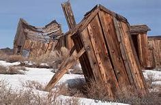 snowy-outhouse.jpg antiques, bodie, california, ghost town, horizontal ...