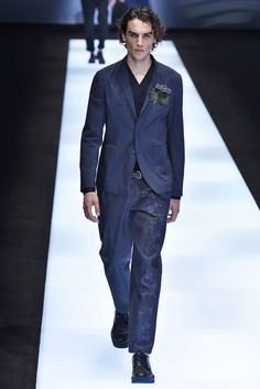 emporio armani, milan fashion week, fashion show, desfile masculino, coleção masculina, review, alex cursino, moda sem censura (6)