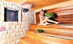 Russian banya (bath)