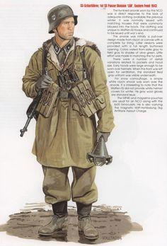SS Panzergrenadier(Soldat) by ludwig beilschmdt by predator2136