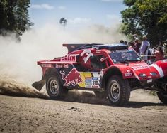 NEWS   Pożar kończy udział Małysza w Dakarze 2015   autoGALERIA.pl