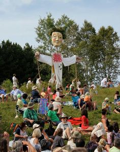 Bread and Puppet -- Glover, Vermont.