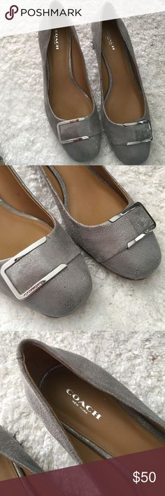 Coach Shoes For Woman Coach Shoes For Woman in Perfect Condition Genuine Leather Coach Shoes Flats & Loafers
