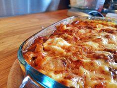Huhu ihr Lieben,  tatsächlich war dies das allererste Gericht, das ich nach meinem Urlaub wieder zu Hause gekocht habe. Schon im Urlaub hab ich mich auf