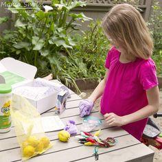 Fun Ways Kids Can Learn with Lemons