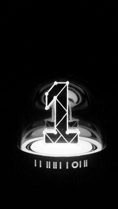 Wanna One 1 X 1 Undivided Logo Wallpaper Wanna One Pinterest