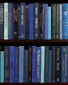 A good book when you're feeling blue.