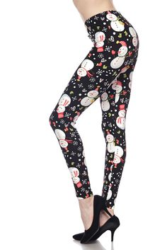 ae8914ce494a6 155 Best Holiday Leggings images in 2019 | Holiday leggings, Workout ...