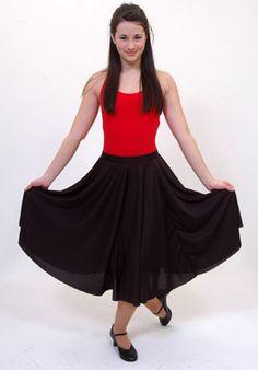Character Skirt by Bodywrappers (BW City Dance, Ballet Skirt, Skirts, Character, Fashion, Moda, Tutu, Fashion Styles, Skirt