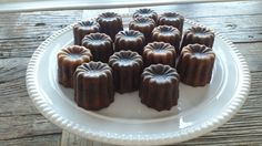 A canelé is a classic French pastry made from eggs, milk, flour, butter, and sugar.These little two-bite morsels encapsulate everything you want in a pastry: a delicatebalance of sweet and savory flavors and a crunchy caramelized crust that gives way to a custardy interior.<br><br>Pastry enthusiasts who evangelize canelés will tell you that the real things are available only in some fairy tale town tucked away in Bordeaux—where canelés originate—to which you most certainly cannot travel…