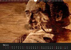 """calendar """"Zwischenwelten - Between worlds"""""""