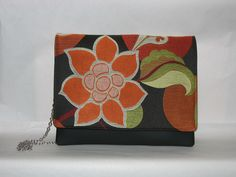 Clutch Bag designed and made by Ellen Younkins