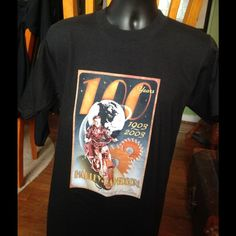 Harley Davidson Bowling Green KY Tee NWT... This is the 100th Anniversary shirt with a cool graphic. Harley-Davidson Tops Tees - Short Sleeve
