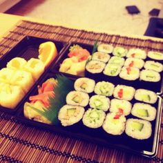 I love japenese food ❤- Going to make some for the first time soon!