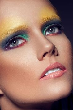 spring beauty photography #makeup