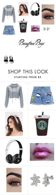 """""""Tumblr"""" by ciana-si on Polyvore featuring moda, Paul & Joe Sister e Beats by Dr. Dre"""