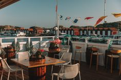 10 Best Islands To Visit in the Gothenburg Archipelago • I, Wanderlista Gothenburg Archipelago, Famous Lighthouses, Over The Bridge, Cosy Corner, Sweden Travel, Big Island, Beautiful Islands, Public Transport, Travel Inspiration