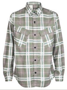 Shirts - N. Hoolywood Shirt W/Double Pocket - American Rag Online Store