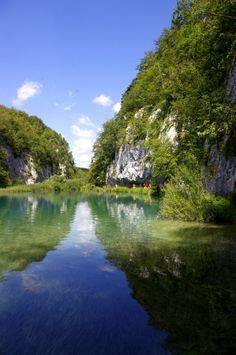 Lake like a mirror Dares, Croatia, Travelling, Reflection, River, Mirror, Outdoor, Outdoors, Mirrors