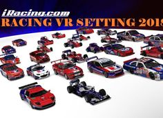 IRacing VR Rift Settings 90 FPS Locked with GTX 1080ti