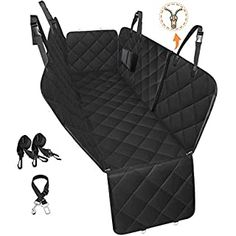 Amazon.com: DakPets Dog Car Seat Covers - Pet Car Seat Cover Protector – Waterproof, Scratch Proof, Heavy Duty and Nonslip Pet Bench Seat Cover - Middle Seat Belt Capable for Cars, Trucks and SUVs: Automotive Best Car Seat Covers, Bench Seat Covers, Dog Hammock For Car, Seat Cleaner, Leather Bench, Dog Car Seats, Back Seat, Car Accessories, Grid