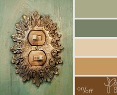 I think I want to do my house in all these colors next time I can paint all the rooms! I really love them all.