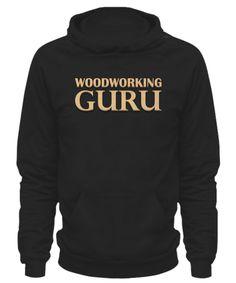 Woodworking Guru - Hoodie h-wwg