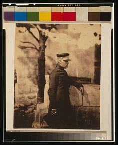 Lieutenant General Sir Harry Jones,K.C.B.,1855,Crimean War,Roger Fenton,photo