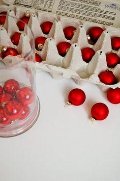 Storing Ornaments