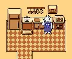 Undertale, Toriel, Adventure of annoying dog (디씨 언갤펌)