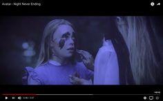 Avatar представили видео Night Never Ending - http://rockcult.ru/avatar-video-night-never-ending