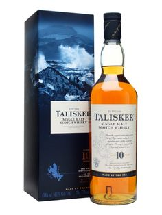 Talisker 10 Year Old Whisky for sale in our online Whiskey shop in South Africa. Buy Talisker 10 Year Old whisky online today. Whisky Jack, Scotch Whisky, Cigars And Whiskey, Whiskey Bottle, Bourbon, Vodka, Whisky Tasting, Single Malt Whisky, Wine And Spirits