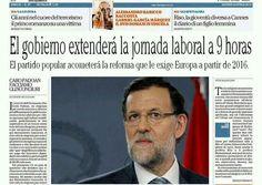 Seguimos caminando hacia la esclavitud. #España #Spain #esclavitud #MarcaEspaña #MarcaEspana