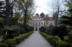 Enzo Carli, Pisa – via Porta Buozzi e Orto Botanico