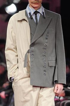 Cheap Moncler Women Coats & Jackets Outlet With Free Shopping. Yohji Yamamoto, Fashion Details, Fashion Design, Fashion Trends, La Mode Masculine, Inspiration Mode, High Fashion, Womens Fashion, Japanese Fashion
