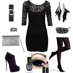 great for a night out...love the accessories