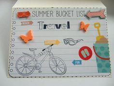 quick summer card