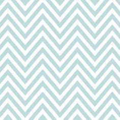 Pattern Pieces - Chevron - light blue - Sprik Space - 2400x2400px