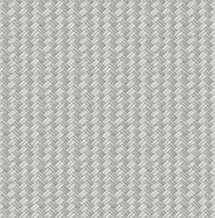 Senzai - Basket Weave Grey NH10102