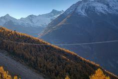 Switzerland Erects Worlds Longest Pedestrian Bridge Near Matterhorn