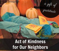 An Act of Kindness for Our Neighbors:  A Gift of Gratitude.  The boys wrote notes of gratitude and delivered them with flowers to show their appreciation!  #actsofkindness #neighbors #parenting
