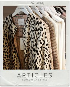 Articles Collection